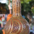 Calabash decoration — Stock Photo