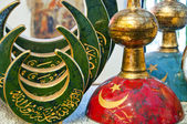 Turkish touristic souvenirs — Stock Photo