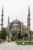 Sultanahmet moskén — Stockfoto