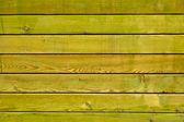 Groene geschilderde houten panelen achtergrond — Stockfoto