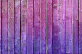 Mor ahşap paneller arka plan — Stok fotoğraf