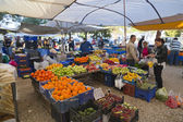 Bitez public market, Bodrum - Turkey — Photo