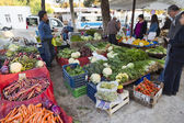 Bitez public market, Bodrum - Turkey — Stock Photo