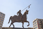 Statue of Osman Gazi — Stockfoto