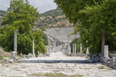 Ancient City of Ephesus — Stock Photo