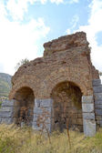 Ancient City of Ephesus, Izmir, Turkey — Stock fotografie