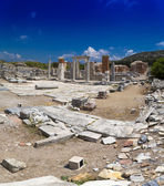 Efes (Ephesus), Turkey — Foto de Stock