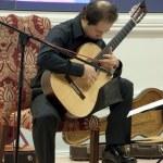 Classical music concerts at Ciragan Palace Kempinski Hotel, Istanbul — Stock Photo #50105947