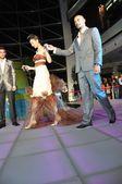 Cigdem Sonkurt Fashion Show — Stock Photo