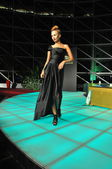 Fashion show preparation — Stockfoto