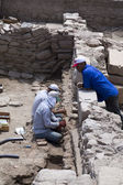 Ancient City of Ephesus, Izmir, Turkey — Stock Photo