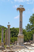 Ancient City of Ephesus, Izmir, Turkey — Foto Stock