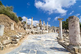 Ancient City of Ephesus, Izmir, Turkey — Φωτογραφία Αρχείου