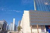 Downtown Dubai — Stock Photo