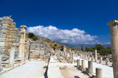 Ancient City of Ephesus, Izmir, Turkey — Stok fotoğraf