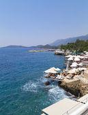 Kas town near Antalya, Turkey — Stock Photo