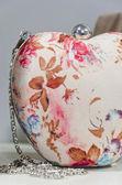 Apple shaped purse — Stok fotoğraf