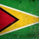 Grunge Flag of Guyana — Stock Photo #8668021