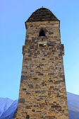 Towers of Ingushetia. Ancient architecture and ruins — Stockfoto