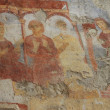 Old fresco on wall of St.Nicholas church, Demre — Stock Photo #28748207