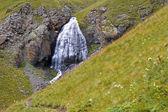 Waterfall Girlish Braids between the mountains of Northern Cauca — Fotografia Stock