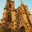 Stock Photo: Sacred Heart catholic cathedral in Guanzhou China