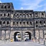 Porta Nigra in Trier, Germay — Stock Photo #11065121