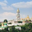 Kiev Pechersk Lavra in Kiev, — Stock Photo