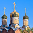 Church of the Theotokos of the Sign, Moscow — Stockfoto