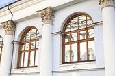 Altes Haus in Moskau-Altstadt — Stockfoto