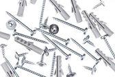 Many builders hardware — Stock Photo