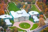 Ostankino Palace in autumn day — Stock Photo