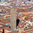 Royalty-Free Stock Photo: View from Asinelli Tower, Bologna
