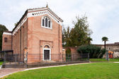 Cappella degli scrovegni, em pádua — Fotografia Stock