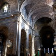 Stock Photo: Interior of Cathedral in Ferrara, Italy