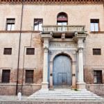 Palace Prosperi-Sacrati in Ferrara — Stock Photo #16831983