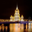 Night view of Stalin — Stock Photo #16832069