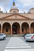 Kościół matki bożej pokoju lub baraccano w bolonii — Zdjęcie stockowe