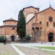 Seven Churches in Abbey Santo Stefano in Bologna - Foto Stock