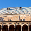 Stock Photo: Wall of palazzo dellragione in Padua