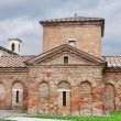 Stock Photo: Ancient gallplacidimausoleum in Ravenna