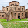 Basilica of San Vitale in Ravenna, Italy — Stock Photo