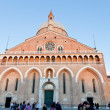 Front view of Basilica di Sant Antonio da Padova, in Padua, Ital — Stock Photo #17329593
