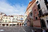 Chiesa di san clemente in piazza dei signori padova — Foto Stock