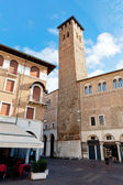 Middeleeuwse toren in Padua, Italië — Stockfoto