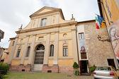 Pinacoteca stuard von parma, italien — Stockfoto