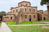 Basilica of San Vitale in Ravenna, Italy — Stock Photo