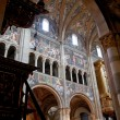 Stock Photo: Painted walls of ParmCathedral, Italy