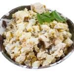 Russian stolichny salad — Stock Photo #18332457