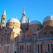 Basilica di saint anthony da Padova, in Padua — Stock Photo